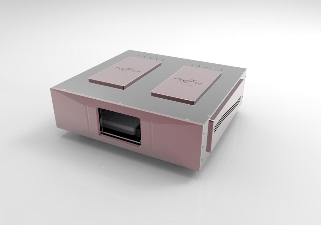 Element 116 Power amplifier Monoblocks